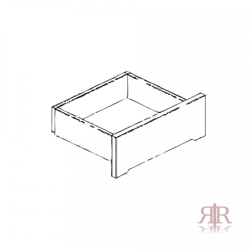 Komponent - masívna buková zásuvka Exclusive 13 - X21B
