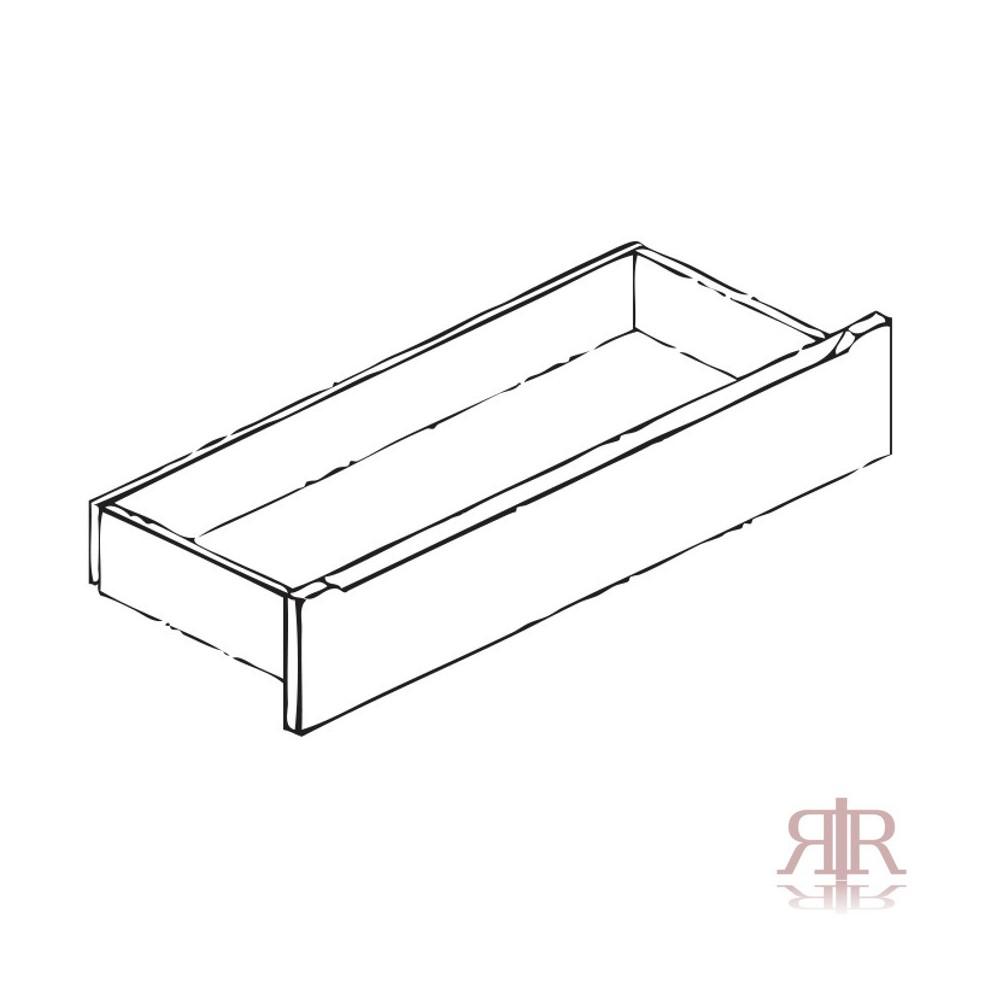 Komponent - masívna buková zásuvka široká Exclusive 13 - X22A