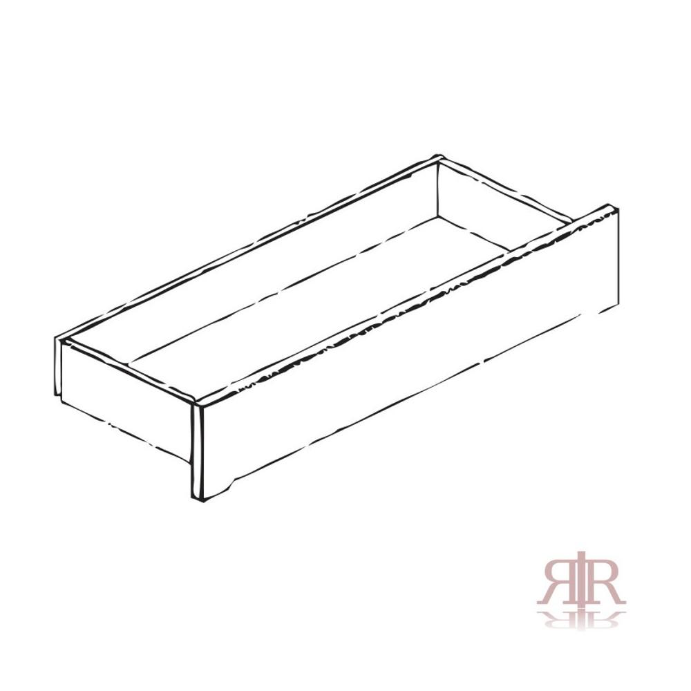 Komponent - masívna buková zásuvka široká Exclusive 13 - X22B