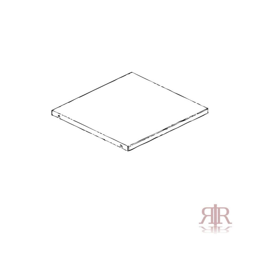 Komponent-úzka masívna buková polica Exclusive 13 - x31