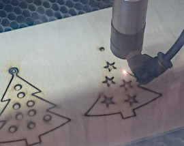 Laser-rezanie